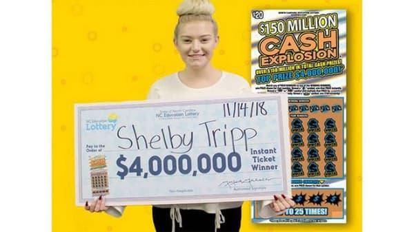 Nghe lời mẹ mua vé số thử vận may, cô gái đã trúng hơn 93 tỷ